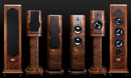 Gracioso 2.0 speakers
