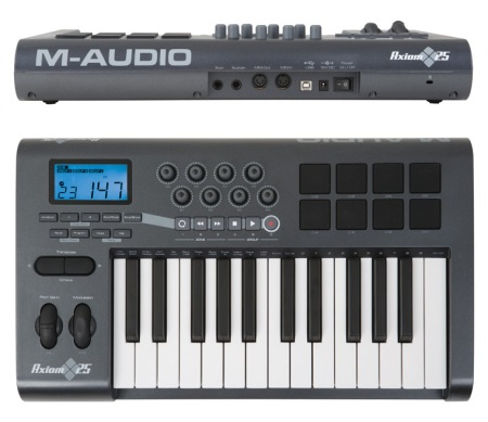 M-AUDIO - Axiom 25