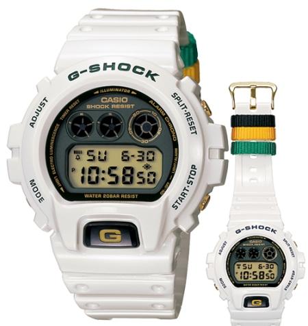 G-Shock G-Shock DW6900R-7 - $99