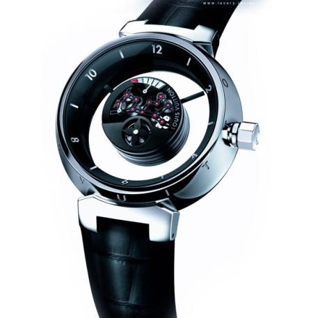 Louis Vuitton Tambour Mysterieuse Calibre LV115 Watch