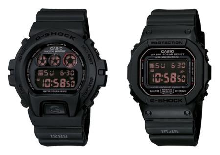 Matte Black DW 6900 & DW 5600 - $110 each