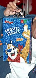 """Skool Boy's """"Frosted Flakes"""" chain"""