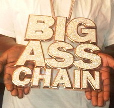"T Pain's ""Big Ass Chain"""