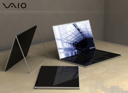 Vaio Zoom notebook