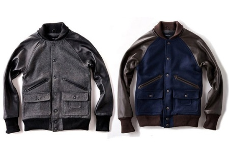 Wings + Horns jackets